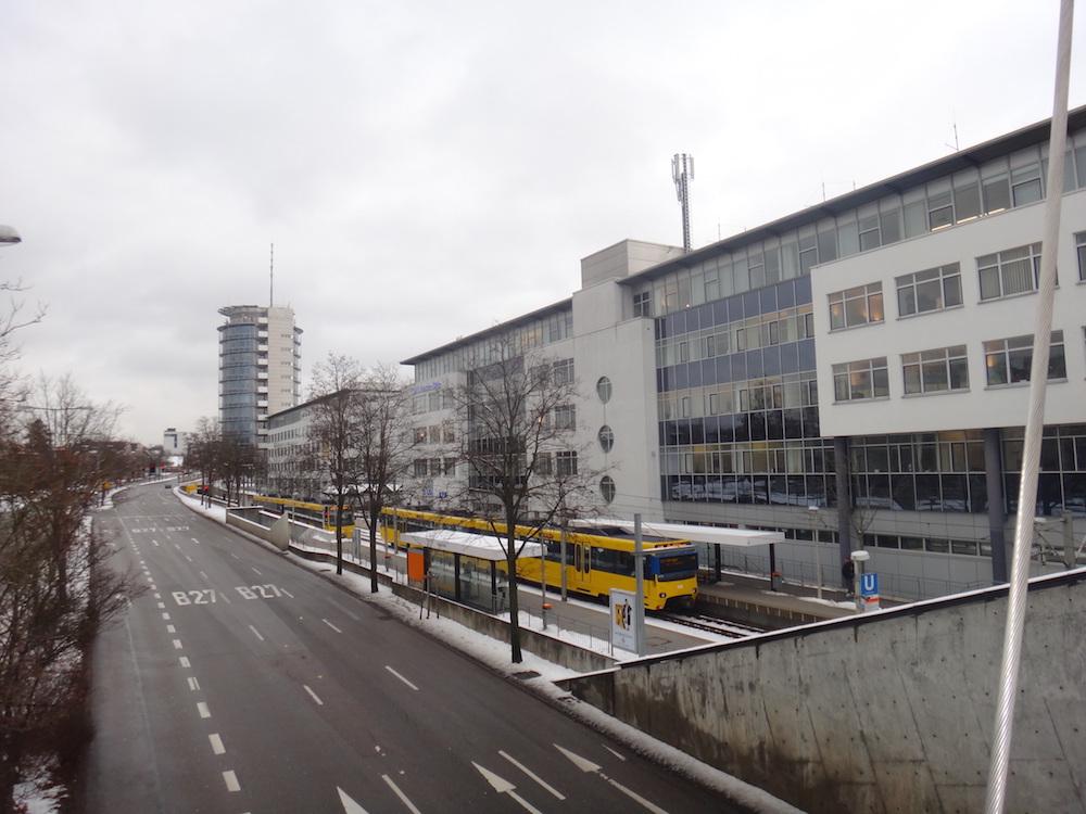 Bürogebäude Degerloch